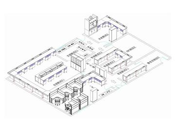 实验室平面规划