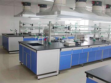 实验室家具布置