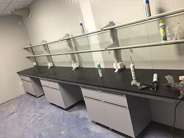 实验室合金玻璃钢架