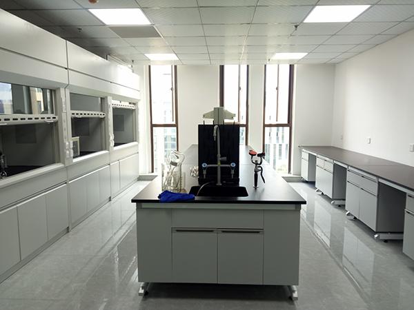 多元化生物实验室安装