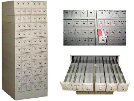 实验室密集切片柜
