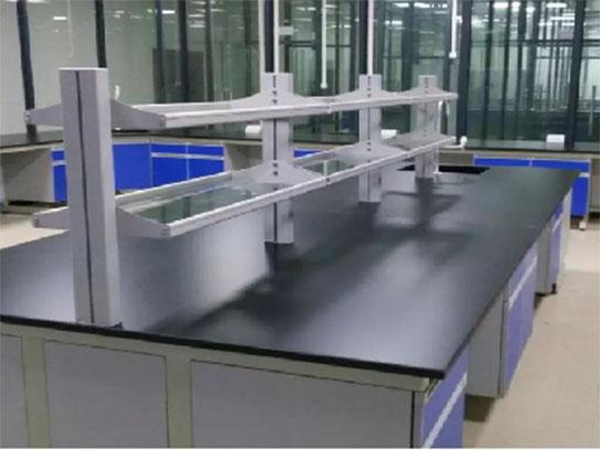 钢玻结构试剂架