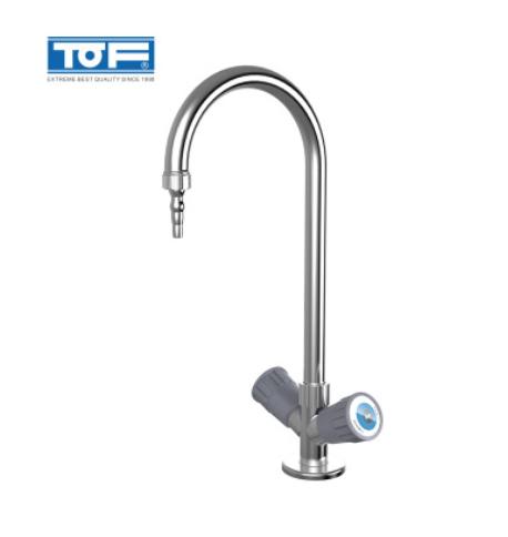 TOF 伟德国际官方网址伟德ios app 化验室不锈钢立式低脚冷热水龙头 KA9-2S