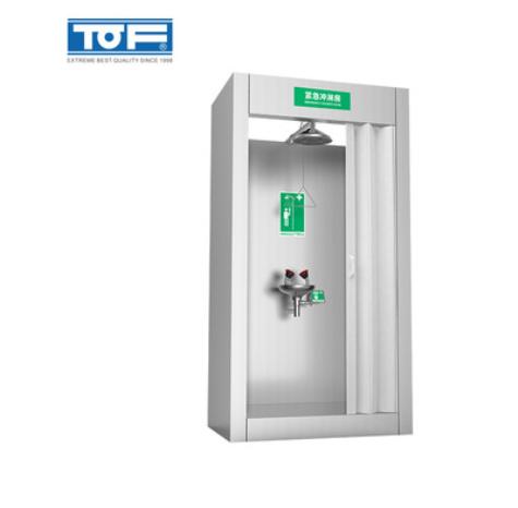 TOF 伟德国际官方网址伟德ios app化验室复合紧急冲洗淋浴房 KC30