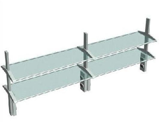铝玻试剂架