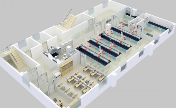 实验室产品规划设计