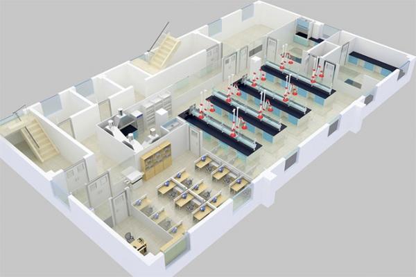 实验室整体改建设计方案