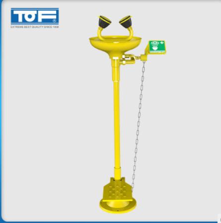 TOF 伟德国际官方网址伟德ios app化验室紧急立式双口洗眼器 KC3